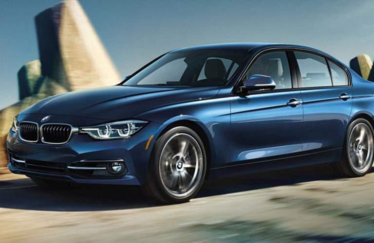 BMW 3 Series model