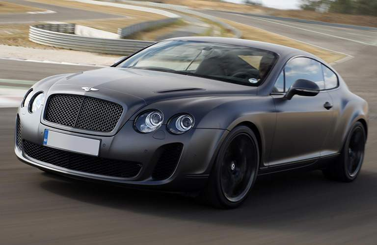 Bentley Continental Supersport model