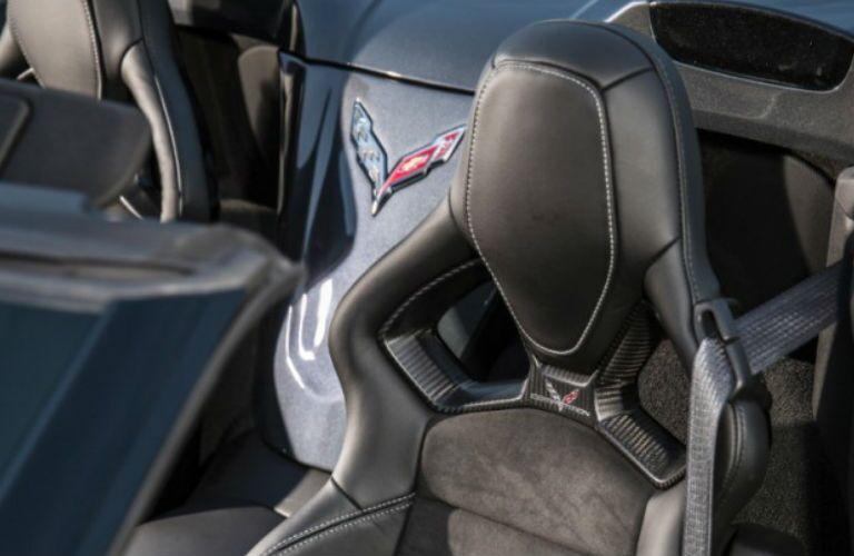 Used Chevrolet Corvette seat