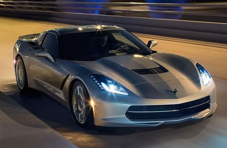 Chevrolet Corvette model