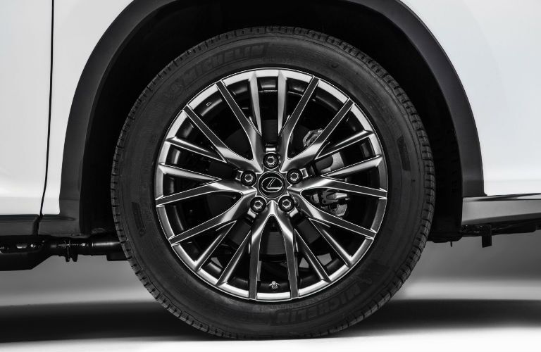 Lexus RX model tire