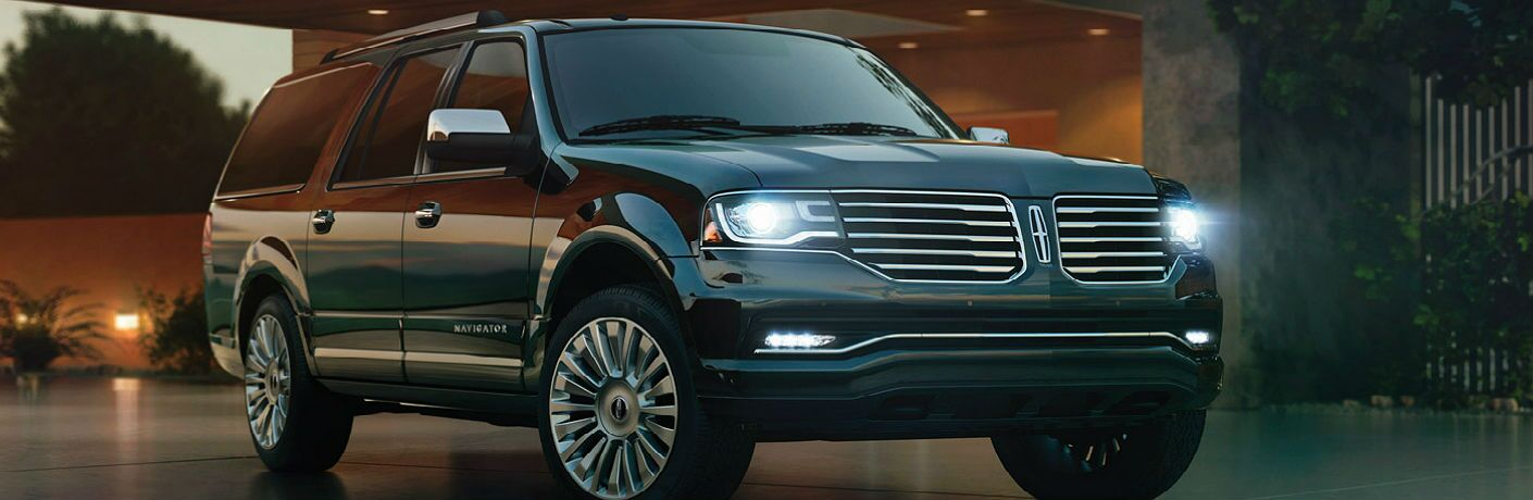 Used Lincoln Navigator Dallas TX
