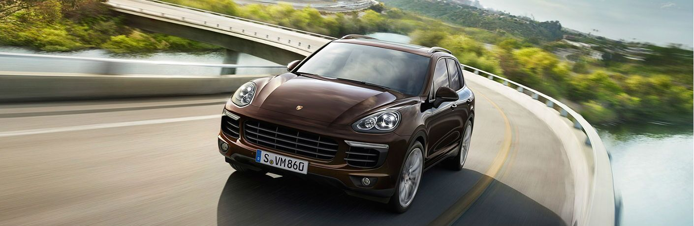 Used Porsche Cayenne Dallas TX