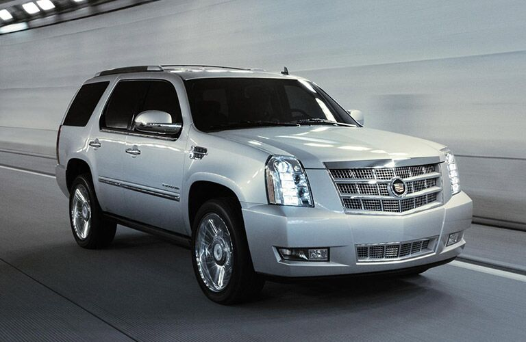 Used Cadillac Escalade Dallas TX front