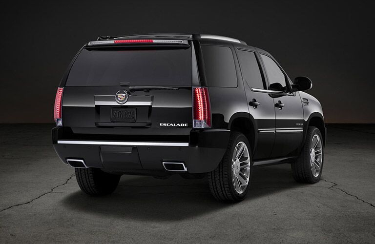 Used Cadillac Escalade Dallas TX rear