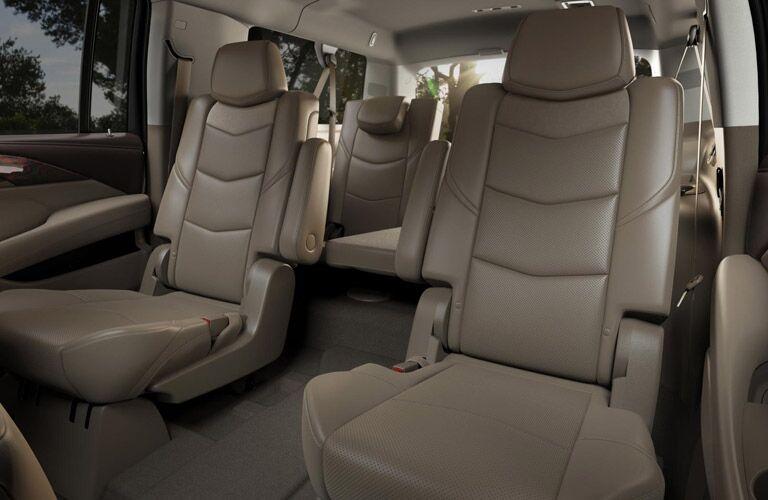 Used Cadillac Escalade Dallas TX interior