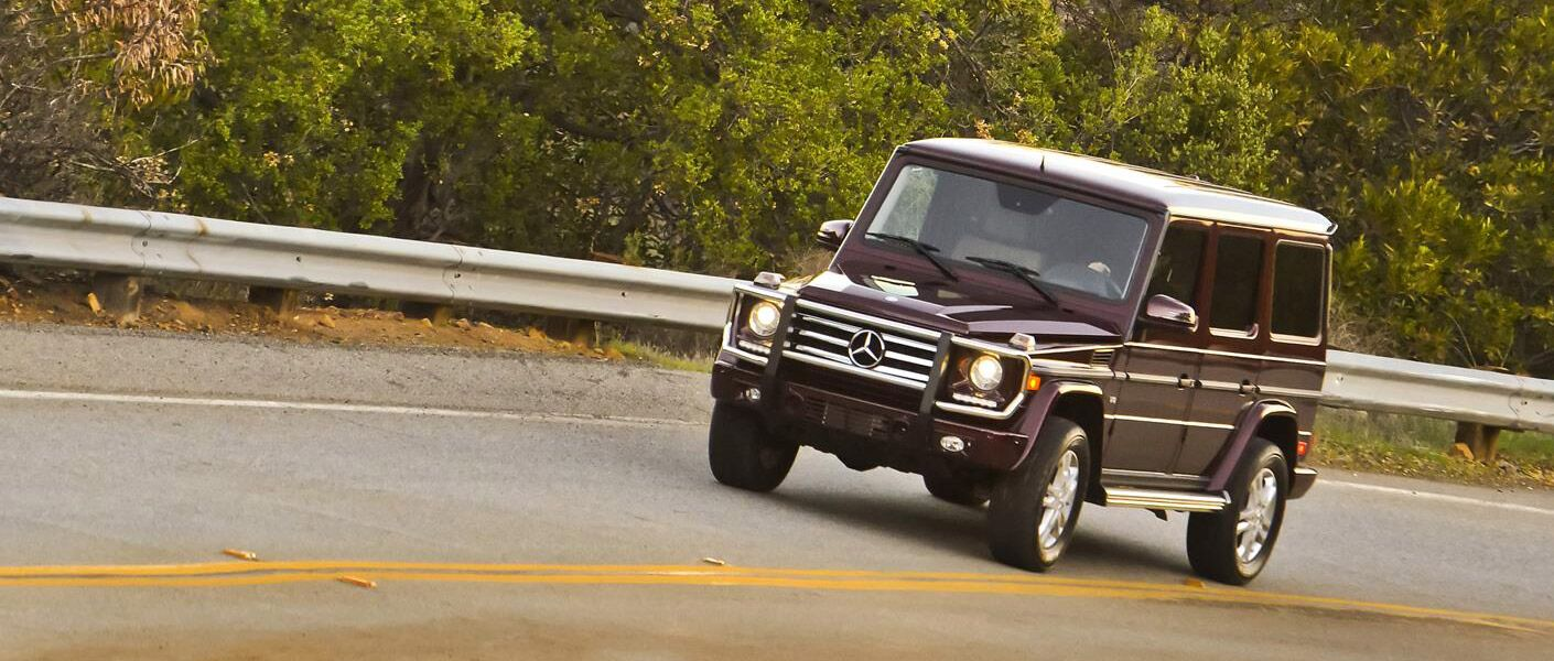 Used Mercedes-Benz G-Class model