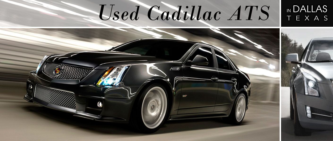 Used Cadillac Ats Dallas Tx