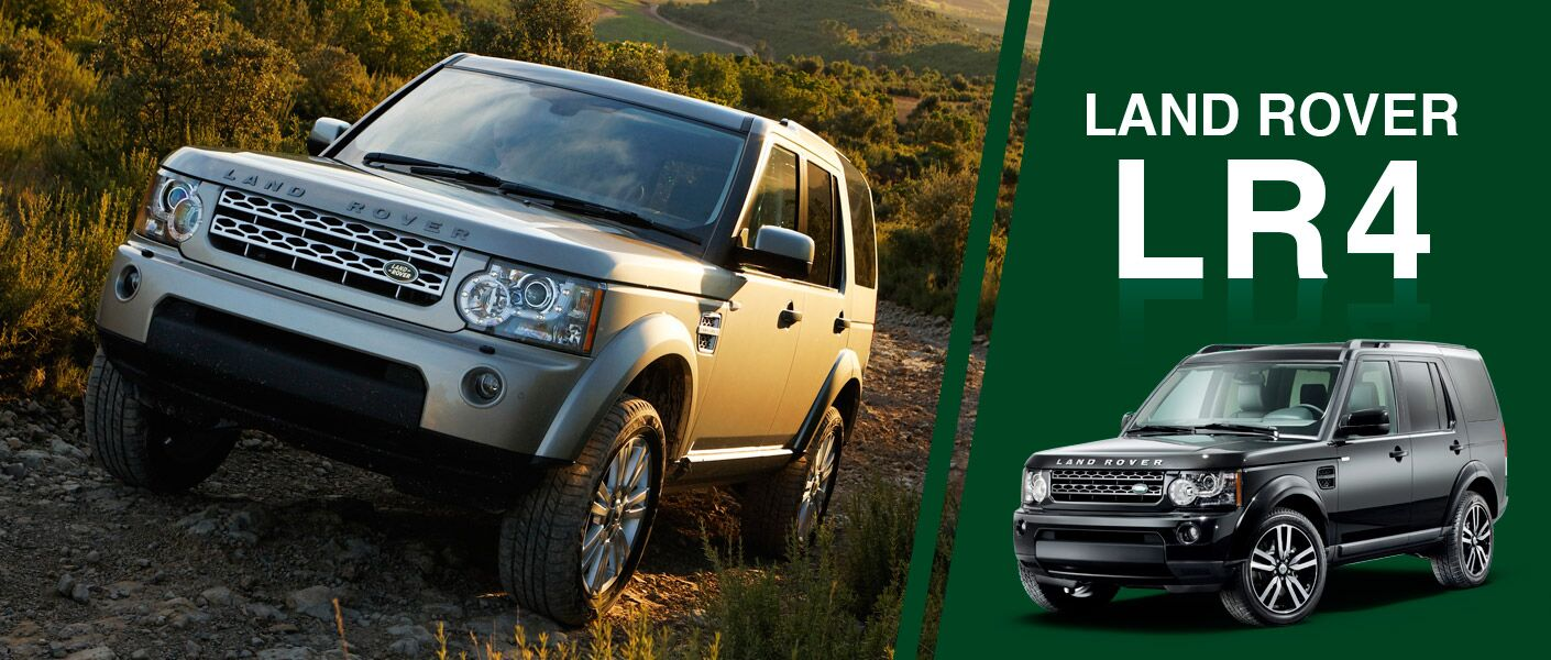 If you're looking for a used Land Rover LR4 near Dallas TX, check out our dealership.