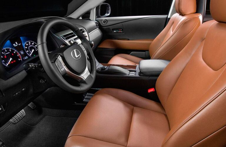 Used Lexus Dallas TX interior