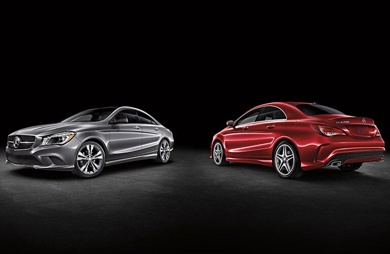 Used Mercedes-Benz CLA Dallas TX models