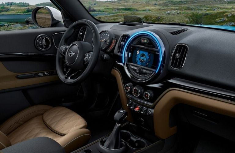 2020 MINI Countryman Front Seat Interior
