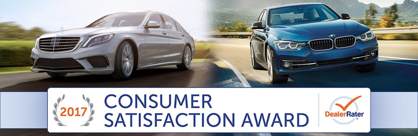 Autos of Dallas 2017 Consumer Satisfaction Award