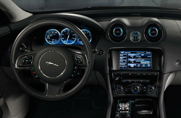 For a polished interior, try the used Jaguar XJ in Dallas TX.