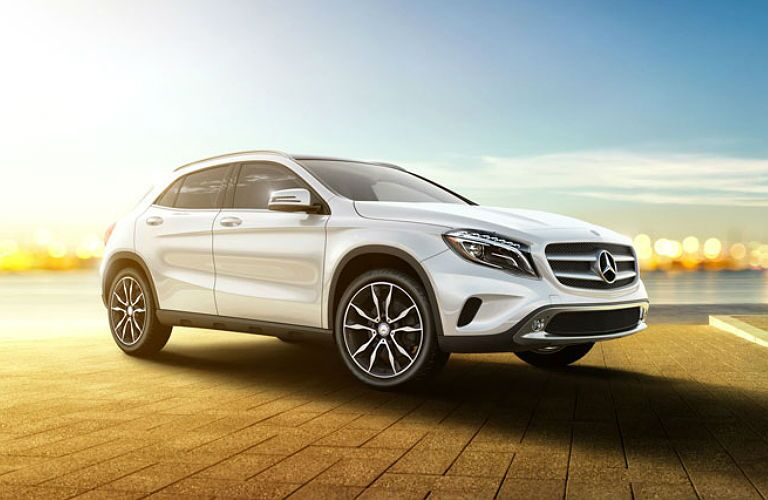 Used Mercedes-Benz GLA Dallas TX front