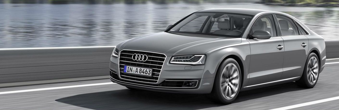 Used Audi A8 model