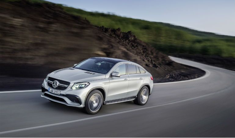 gle coupe specifications
