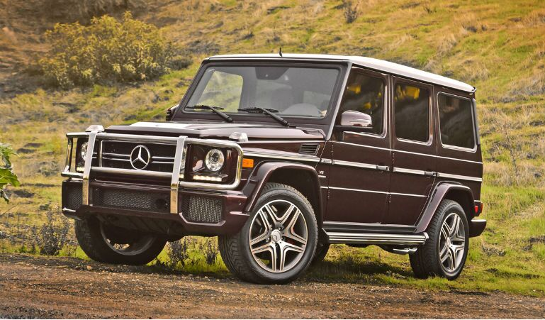 g-Class Specifications