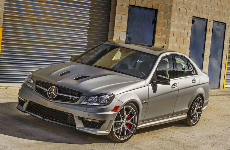 Special Edition Mercedes-Benz Sedan Phoenix AZ