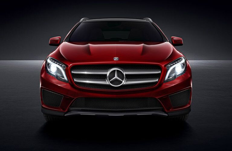 2017 Mercedes-Benz GLA New Grille