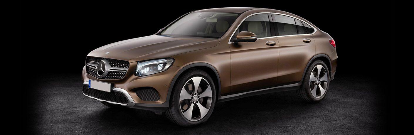 2017 mercedes benz glc coupe phoenix az for Mercedes benz phoenix arizona