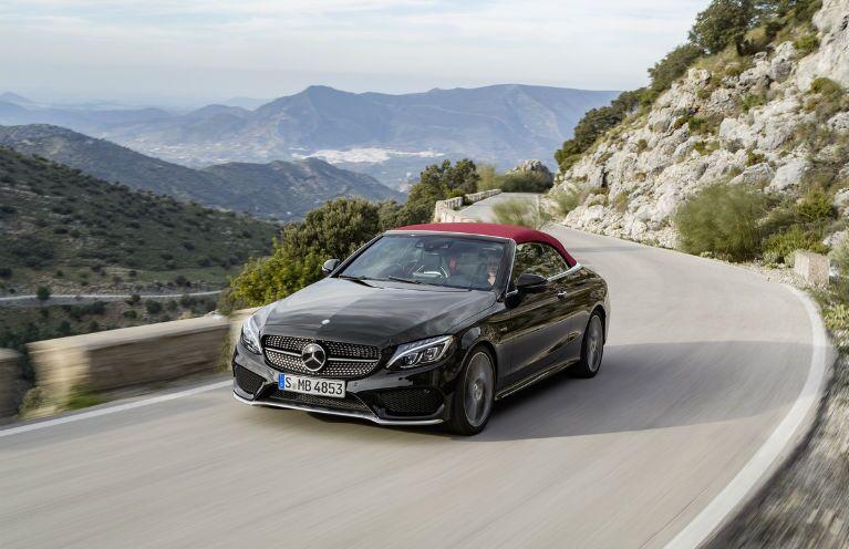 2017 Mercedes-Benz C-Class Convertible