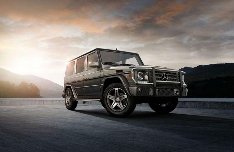 Mercedes-Benz G-Class Rims