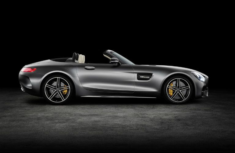 2018 Mercedes-AMG GT C Roadster Wheels