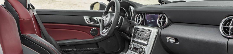 2017 Mercedes-Benz SLC300 Dashboard