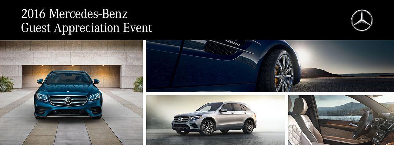 Mercedes benz of arrowhead customer appreciation event for Mercedes benz events