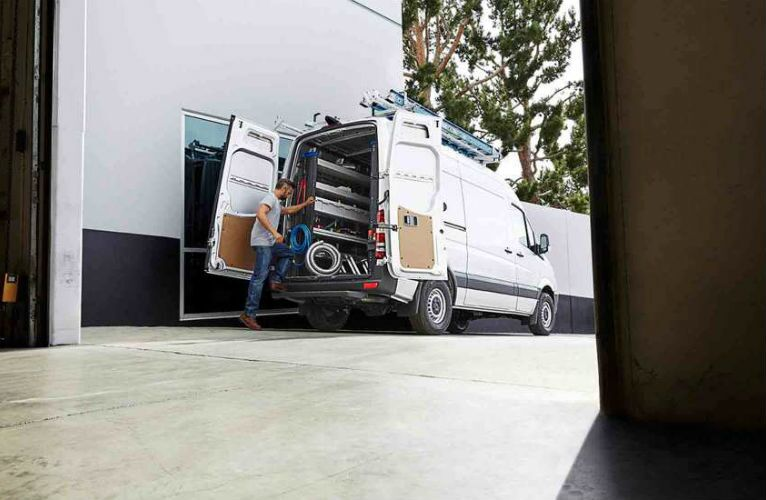 Mercedes-Benz Sprinter Plumber
