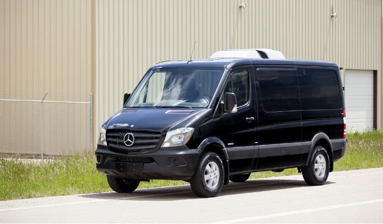 sprinter specifications