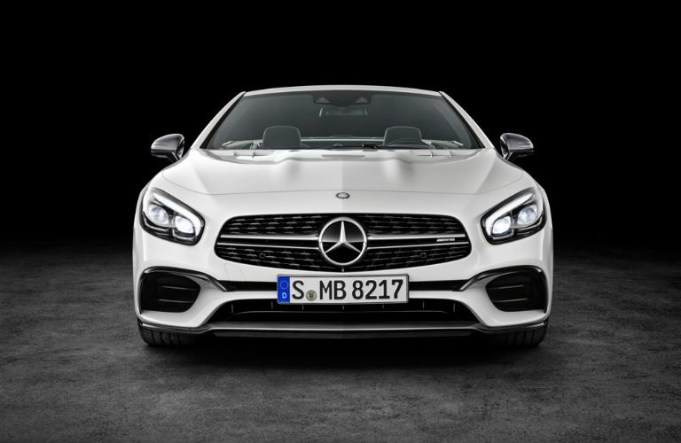New Grille 2017 Mercedes-Benz SL-Class