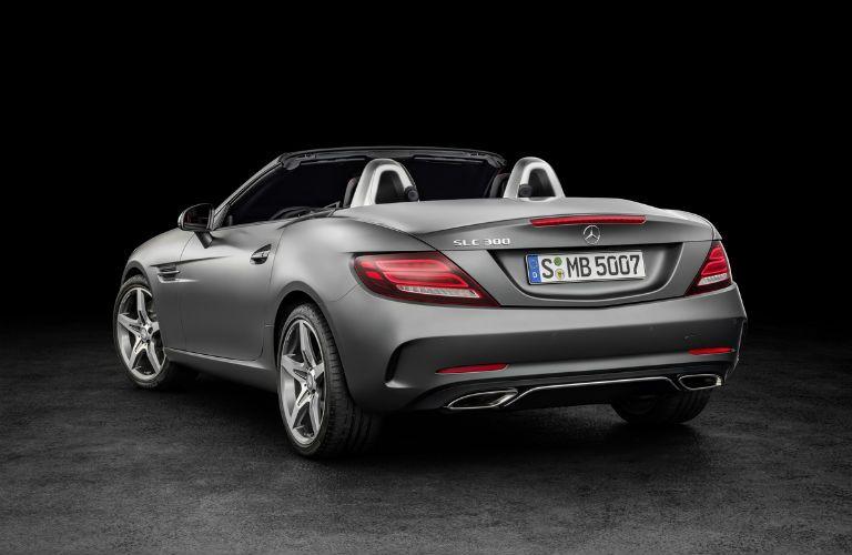 2017 Mercedes-Benz SLC300 Tail lights