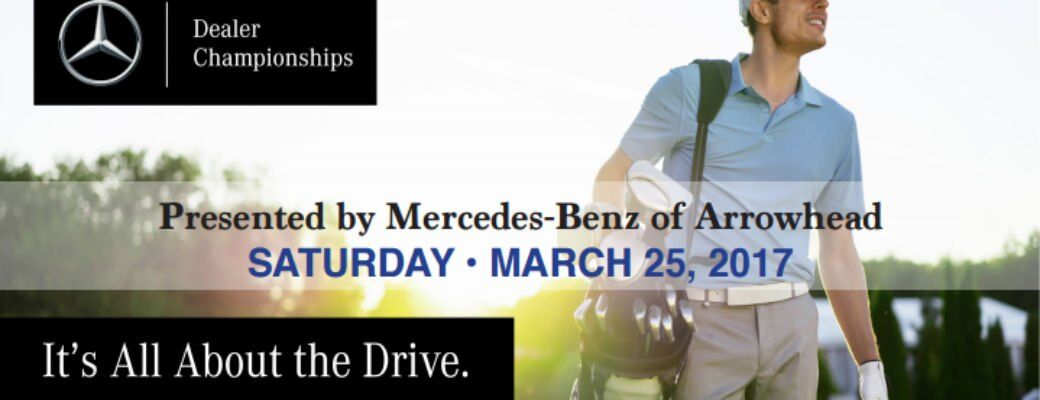 2017 Mercedes-Benz of Arrowhead Golf Tournament