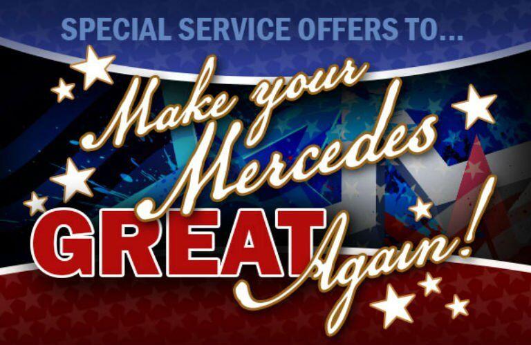 Service Specials at Mercedes-Benz of Arrowhead