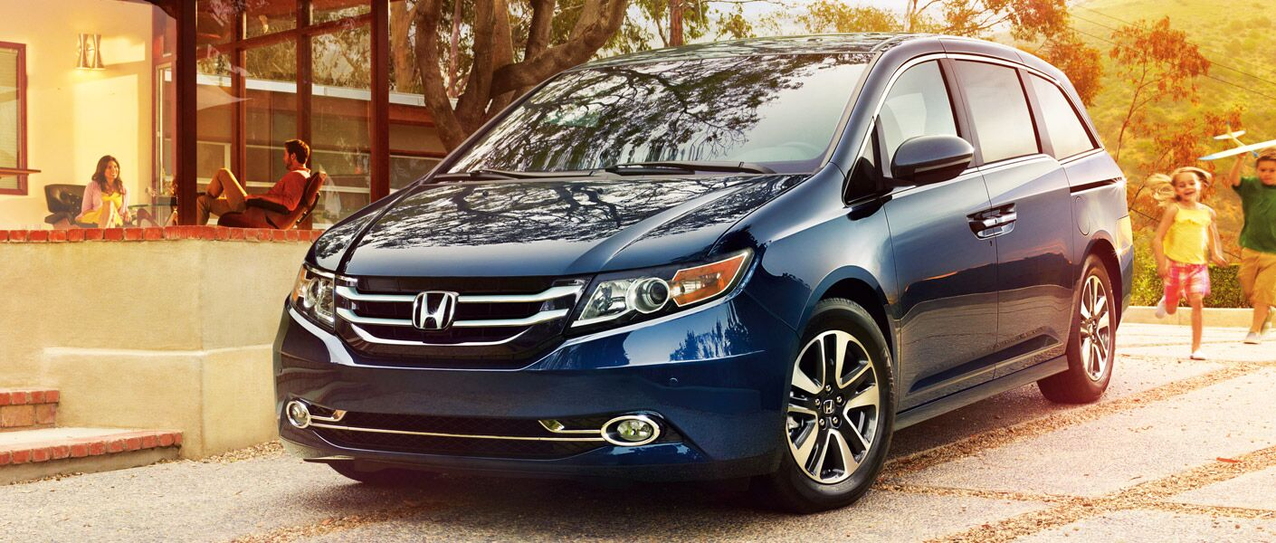 2016 Honda Odyssey South Bend In 2015 Oil Filter Location