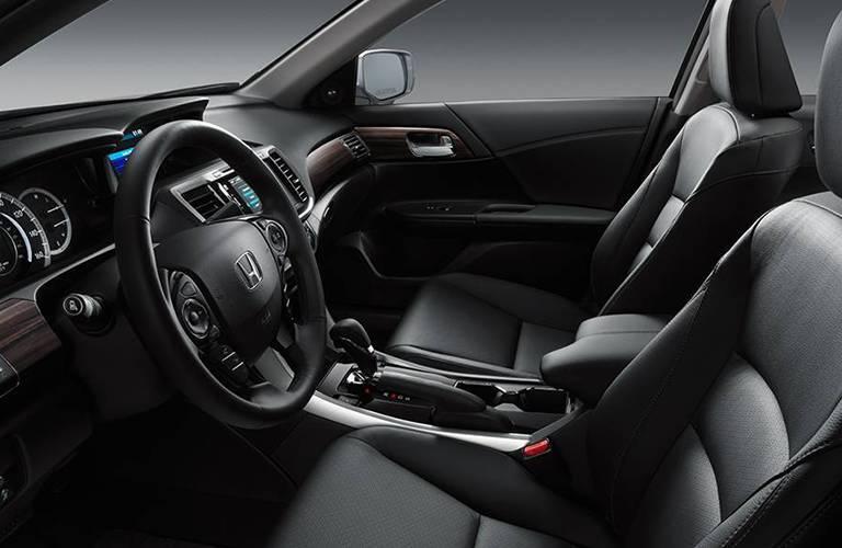 2016 Honda Accord EX-L Premium Interior