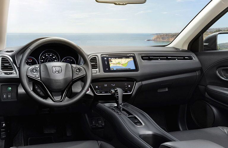 2017 Honda HR-V EX-L Navi Features