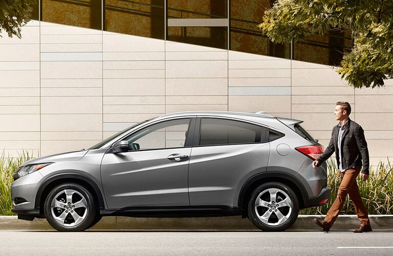 2017 Honda HR-V Sporty Coupe Design