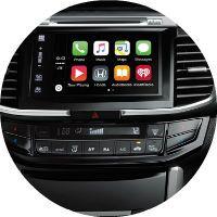 2017 Honda Accord Hybrid HondaLink infotainment system