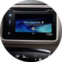 2017 Honda HR-V HondaLink infotainment system