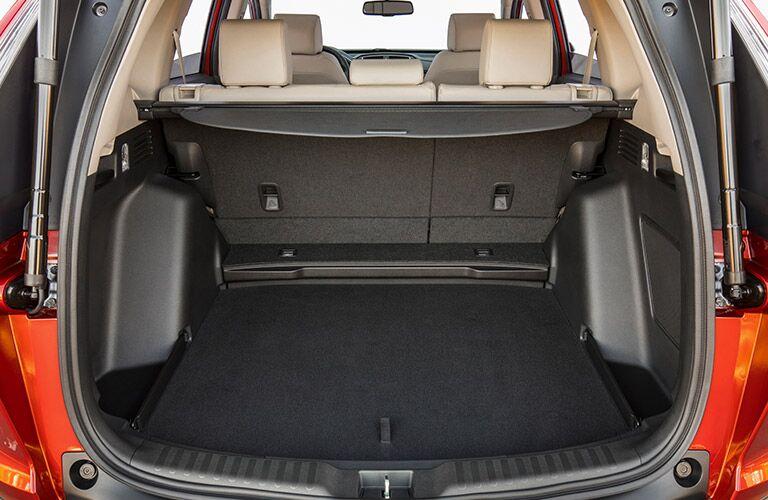 2019 Honda CR-V rear interior