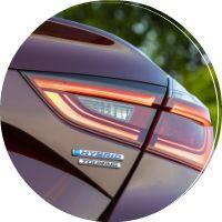 2019 Honda Insight badging for the Touring trim