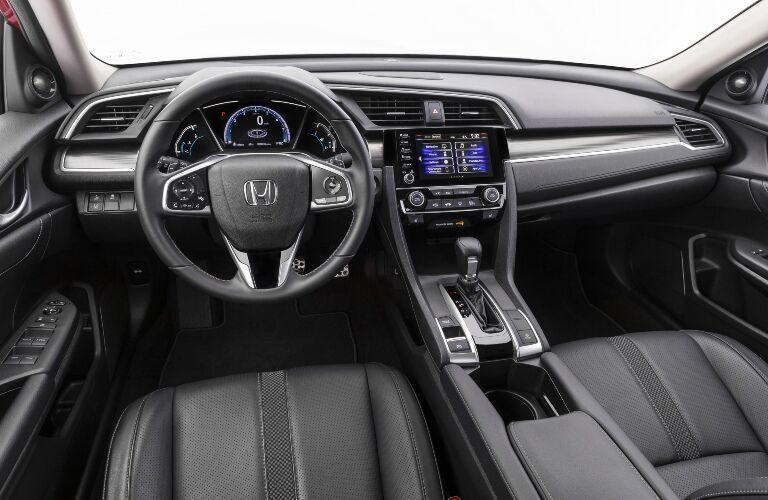2021 Civic cockpit showcase