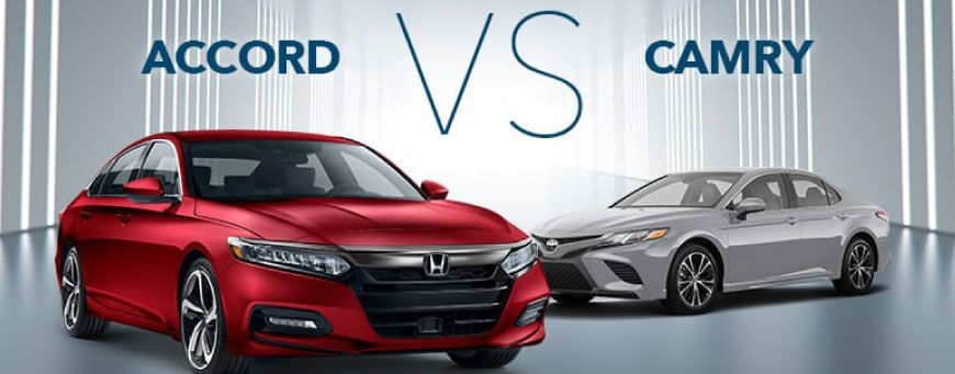Accord vs Camry