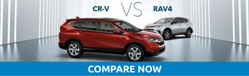 CR-V Comparison