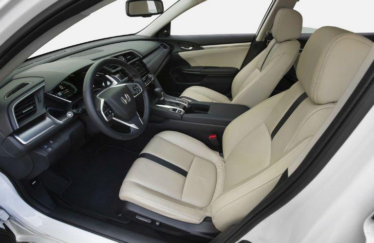 2016 Honda Civic Touring Premium Interior