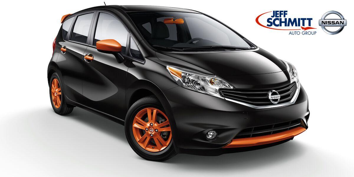 New Nissan Versa Note Dayton OH