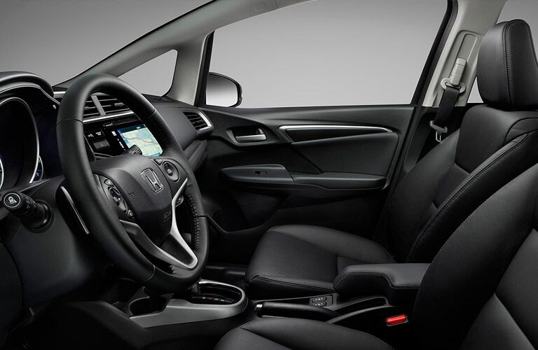 2016 Honda Fit Premium Interior